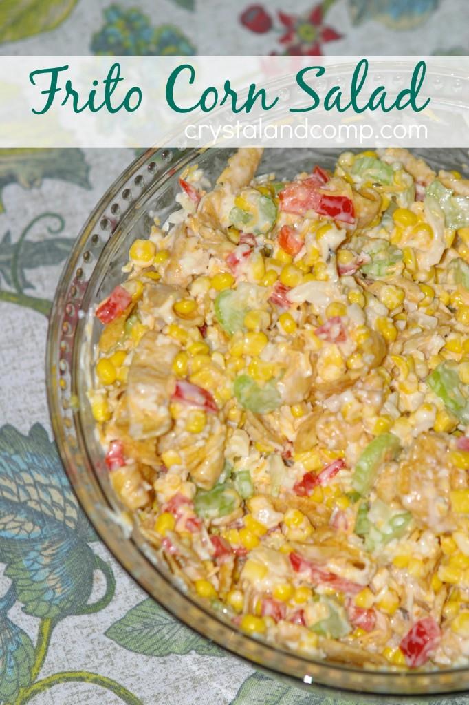 Easy Recipes: Frito Corn Salad