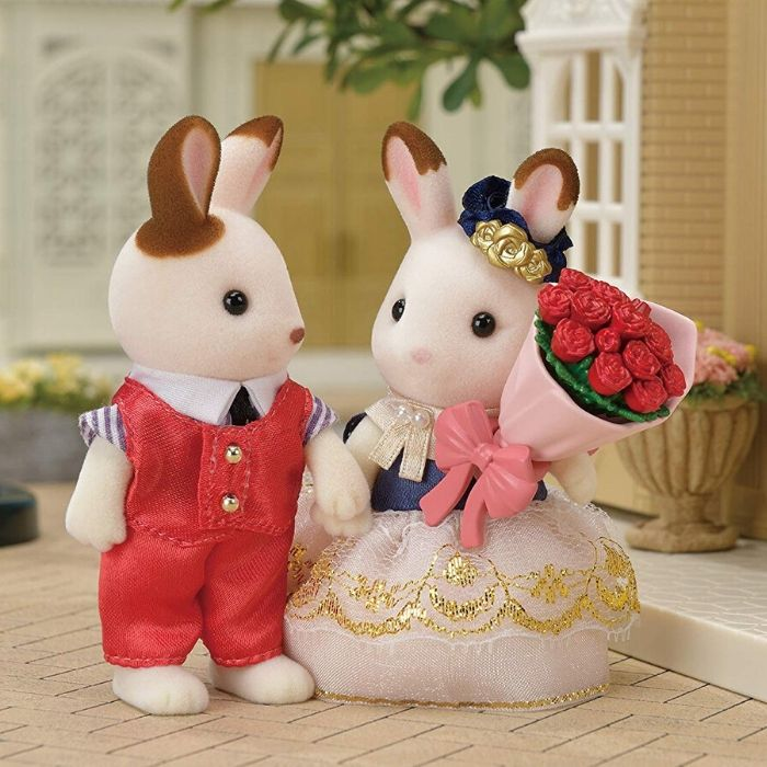 Who loves Calico Critters?  Well this cute couples set will be no exception.  It's a great addition or starter set!  Click through now to learn more....