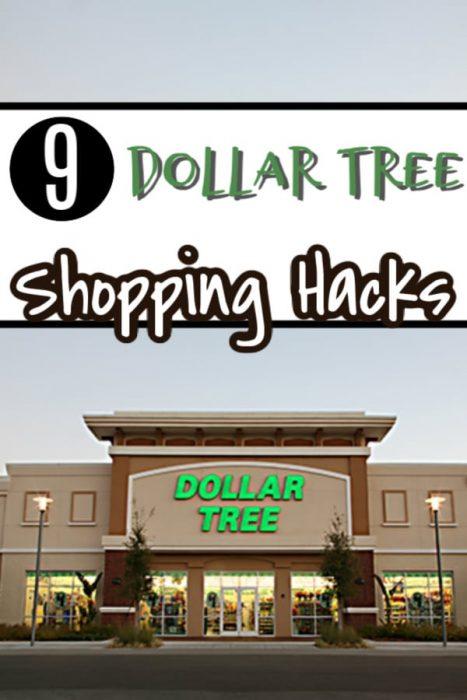9 Dollar Tree Shopping Hacks