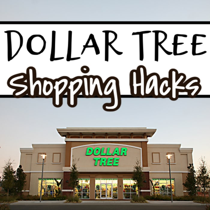 If you love shopping at Dollar Tree, you'll love these Dollar Tree Shopping Hacks!  Click through NOW to see them all...