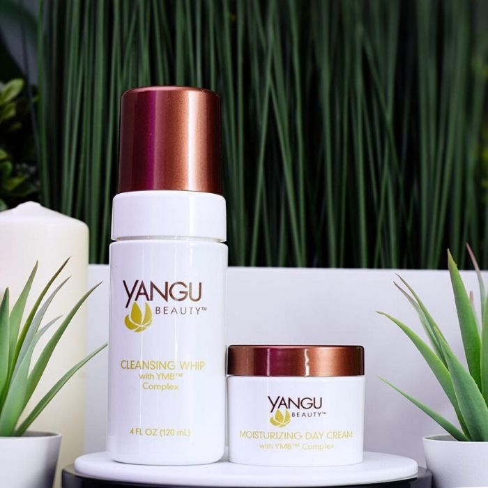 If you love your skin, you should feed it with healthy and organic products — and the Yangu Beauty line is just the ticket.  Click through NOW to learn more...