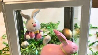 Dollar Store DIY Easter Decoration