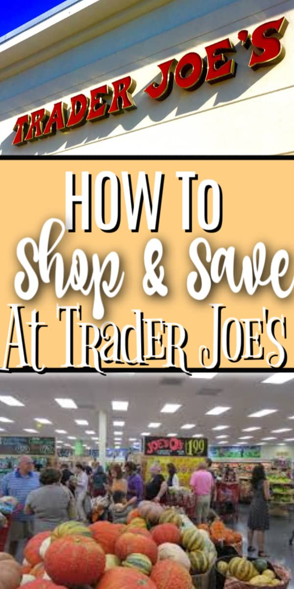 Love Trader Joe's?  Wanna save even more money when you shop there?  Click through to find out how NOW...