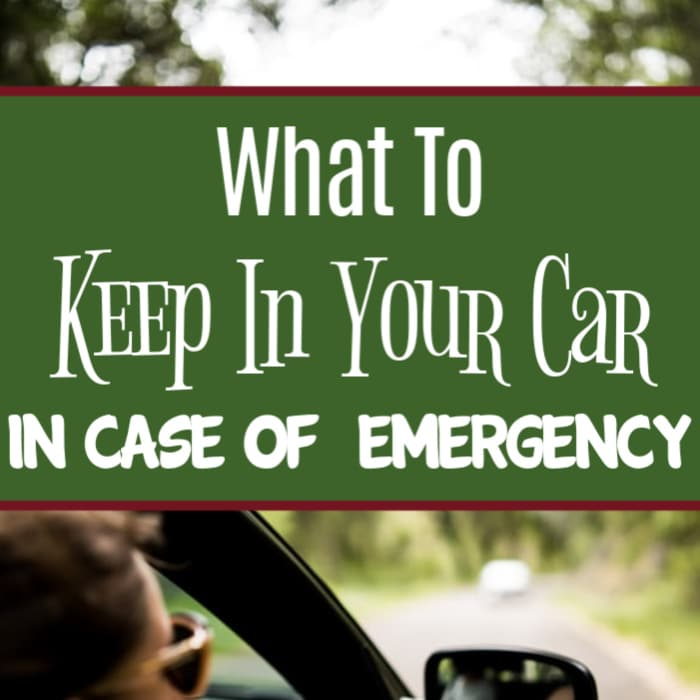 No one wants to be stuck on the road, but making sure you have items ready for an unforeseen emergency will help make it easier.  Click through NOW  to check out how you can be ready in a roadside emergency situation...