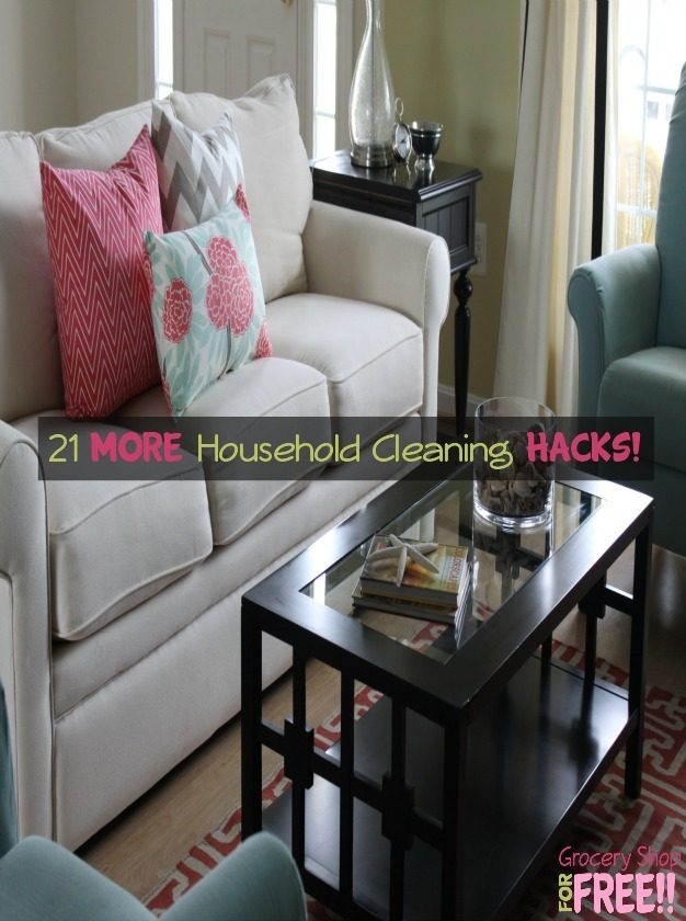 I am always surprised at some of the simple hacks people have found for everyday problems.  I love trying out new ones, like 8 Clever Ways A Clothespin Will Make Your Life Easier!