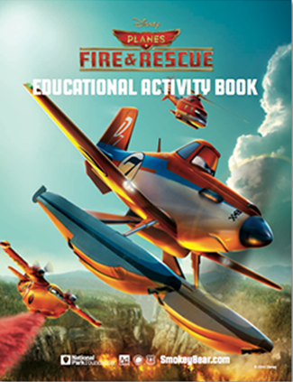 FREE Disney's Planes:  Fire & Rescue Educational Activity Sheets!