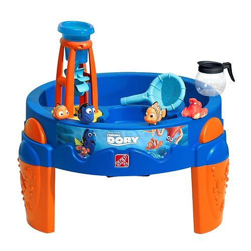 Finding Dory Water Wheel Play Table Set Only $34.99! Down From $74.99!