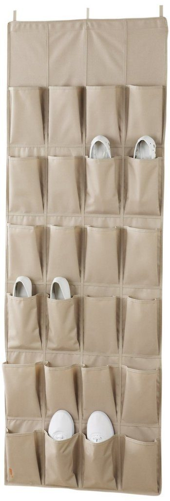 24 Pocket Over The Door Organizer Only $8.20 + FREE Shipping with Prime!