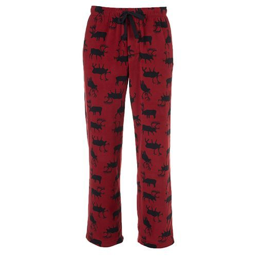 Men's Pajama Pants Only $4.40 Down From $24.00 At Kohl's!