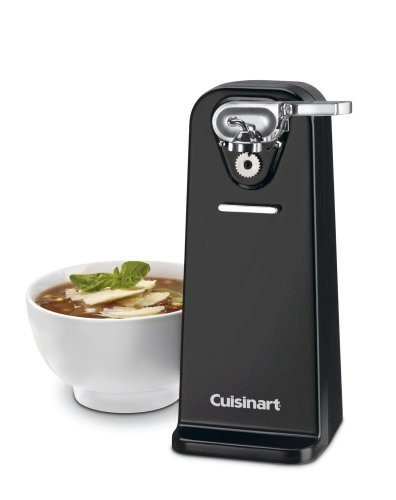Cuisinart Deluxe Electric Can Opener Only $14.96 (Reg. $40)!