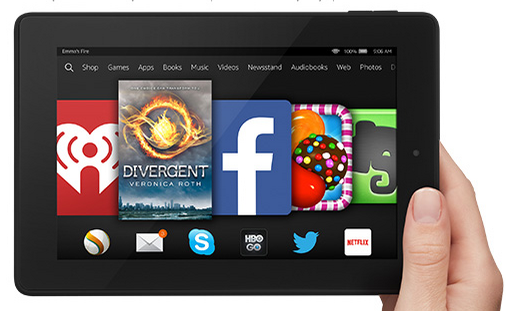 Fire HD Kindle