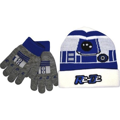 Star Wars Stocking Cap and Gloves (One Size Fits All) Just $9.99 Down From $19.99 At Best Buy!