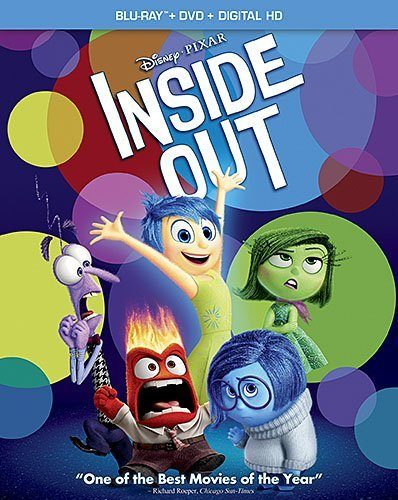 Inside Out Blu-ray/DVD Combo Pack + Digital Copy Preorder Only $22.99 (Reg. $39.99)!