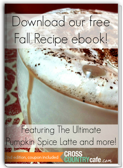 FREE K-Cups Giveaway!  PLUS FREE Fall Recipe eBook!