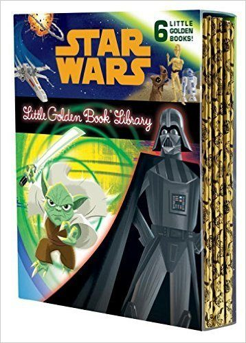 The Star Wars Little Golden Book Library Only $18.20 (Reg. $29.94)!