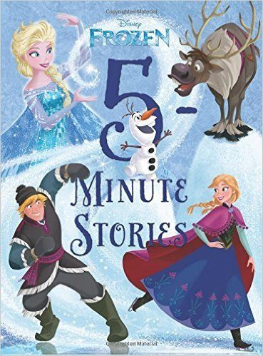 Frozen 5-Minute Frozen Stories (5-Minute Stories) Hardcover Only $7.86 (Reg. $12.99)!