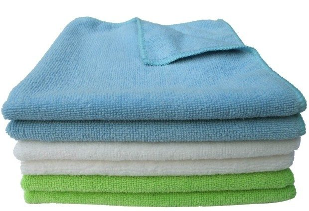 "6-pack 16""x16"" All-purpose Microfiber Cloths Just $9.90!"