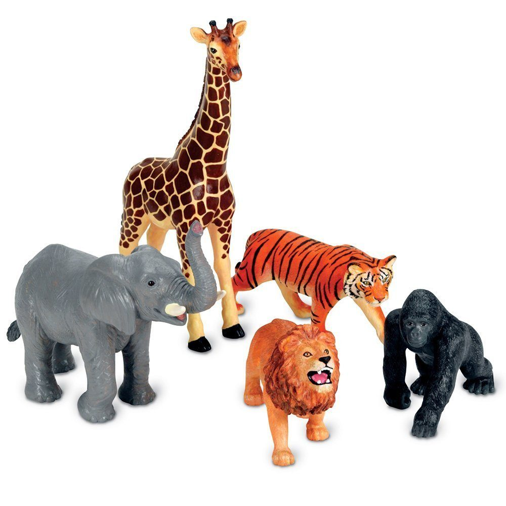 Learning Resources Jumbo Jungle Animals Only $16.56 (Reg. $29.99)!