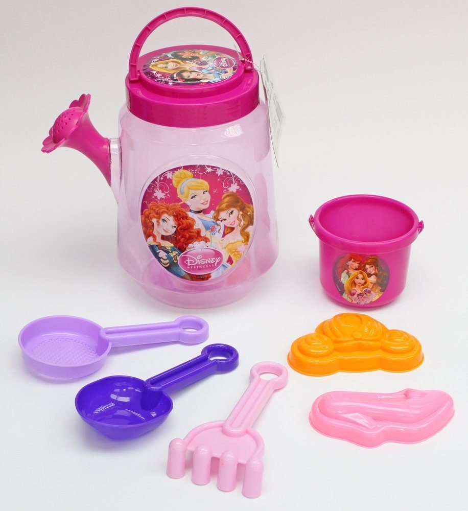 What Kids Want! Disney Princess Large Clear Watering Can Only $5.73 (Reg. $11.99)!