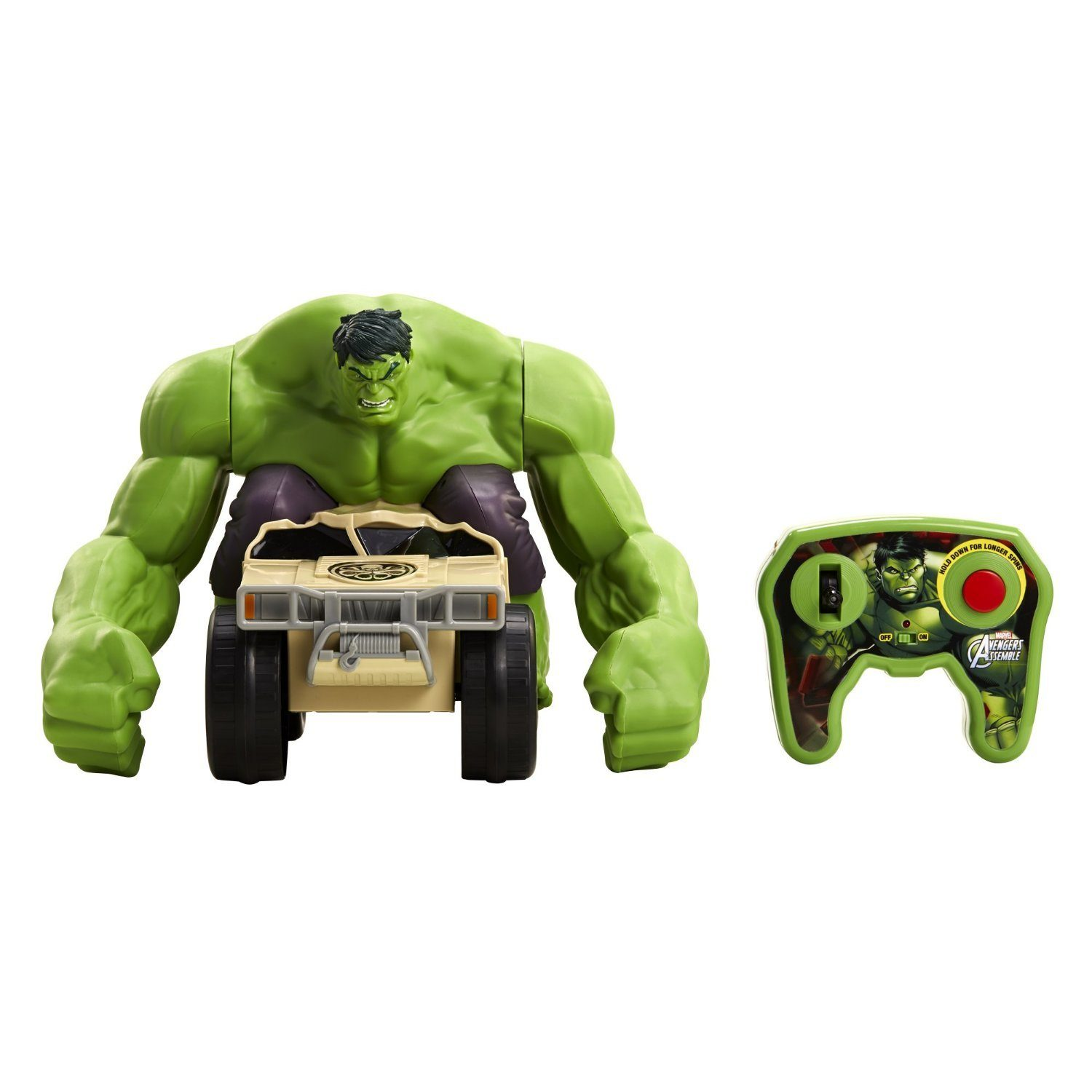 Avengers: XPV Marvel-RC Hulk Smash Toy Vehicle Only $48.99 With FREE Shipping (Reg. $69.99)!