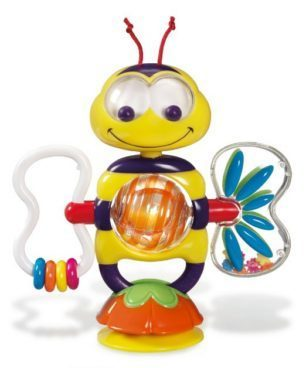 Munchkin Bobble Bee Suction Toy Just $6.99! (Was $10)