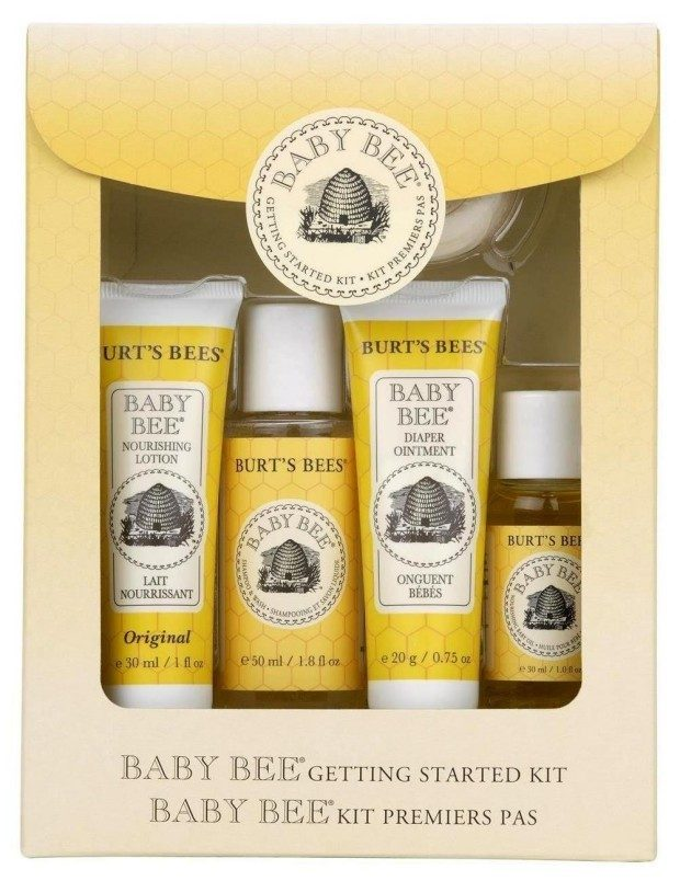 Burt's Bees Baby Bee Getting Started Gift Set Only $5.84 (Reg. $12.99)!