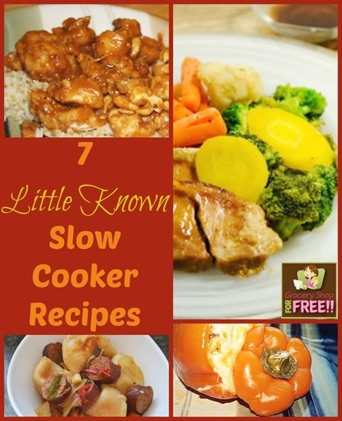 7 Little Known Slow Cooker Recipes