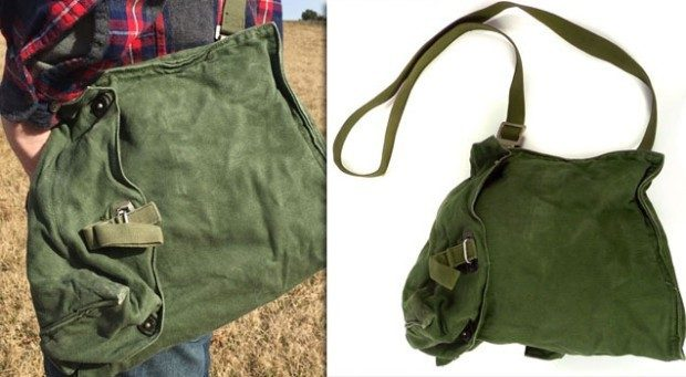 Swedish Military Bag - Military Grade Toughness Only $18.99 Plus FREE Shipping!