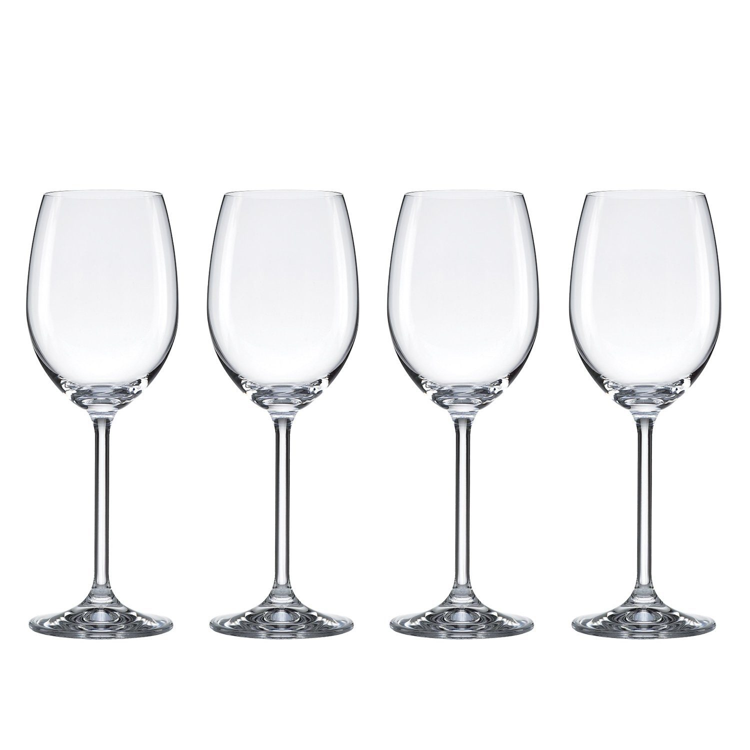 Food & Wine For Gorham The Entertainer Wine Glasses, White, Set of 4 Only $10.06 (Reg. $72)!