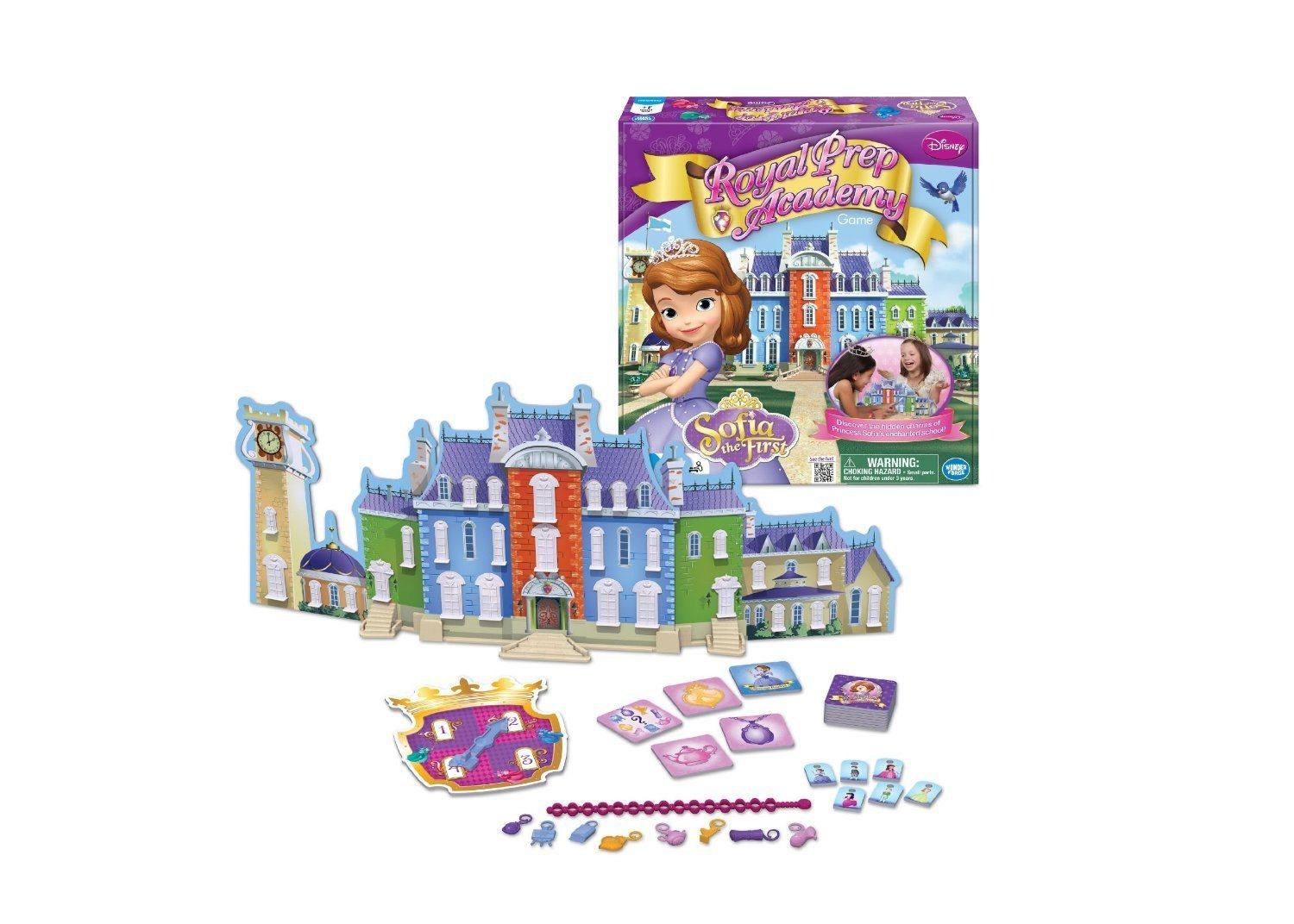 Princess Sofia Royal Prep Academy Board Game Only $7.99 (Reg. $19.99)!