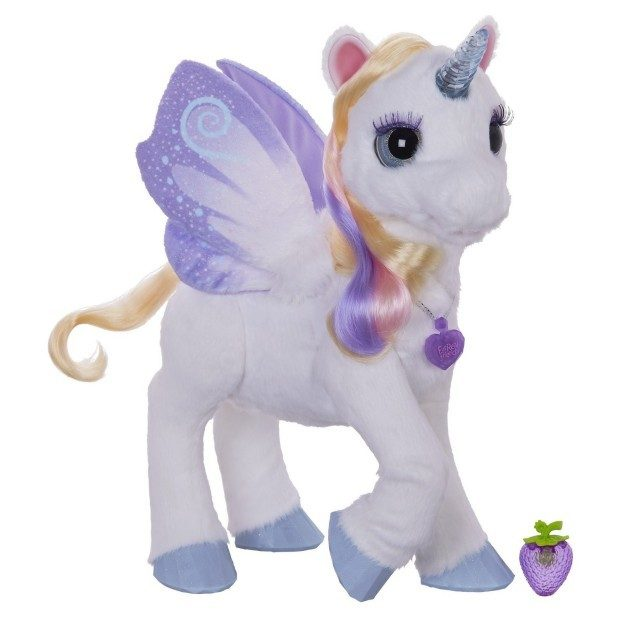 FurReal Friends StarLily, My Magical Unicorn Only $94.79 With FREE Shipping!