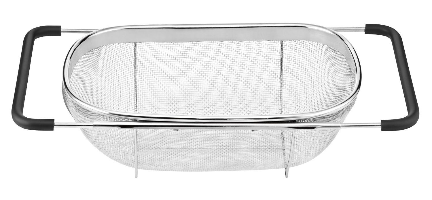 Cuisinart Over-The-Sink Colander Only $14.96 (Reg. $40)!