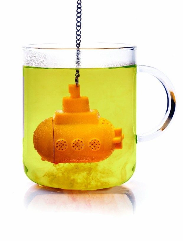 Tea Sub - Yellow Submarine Tea Infuser Only $2.48 Shipped!