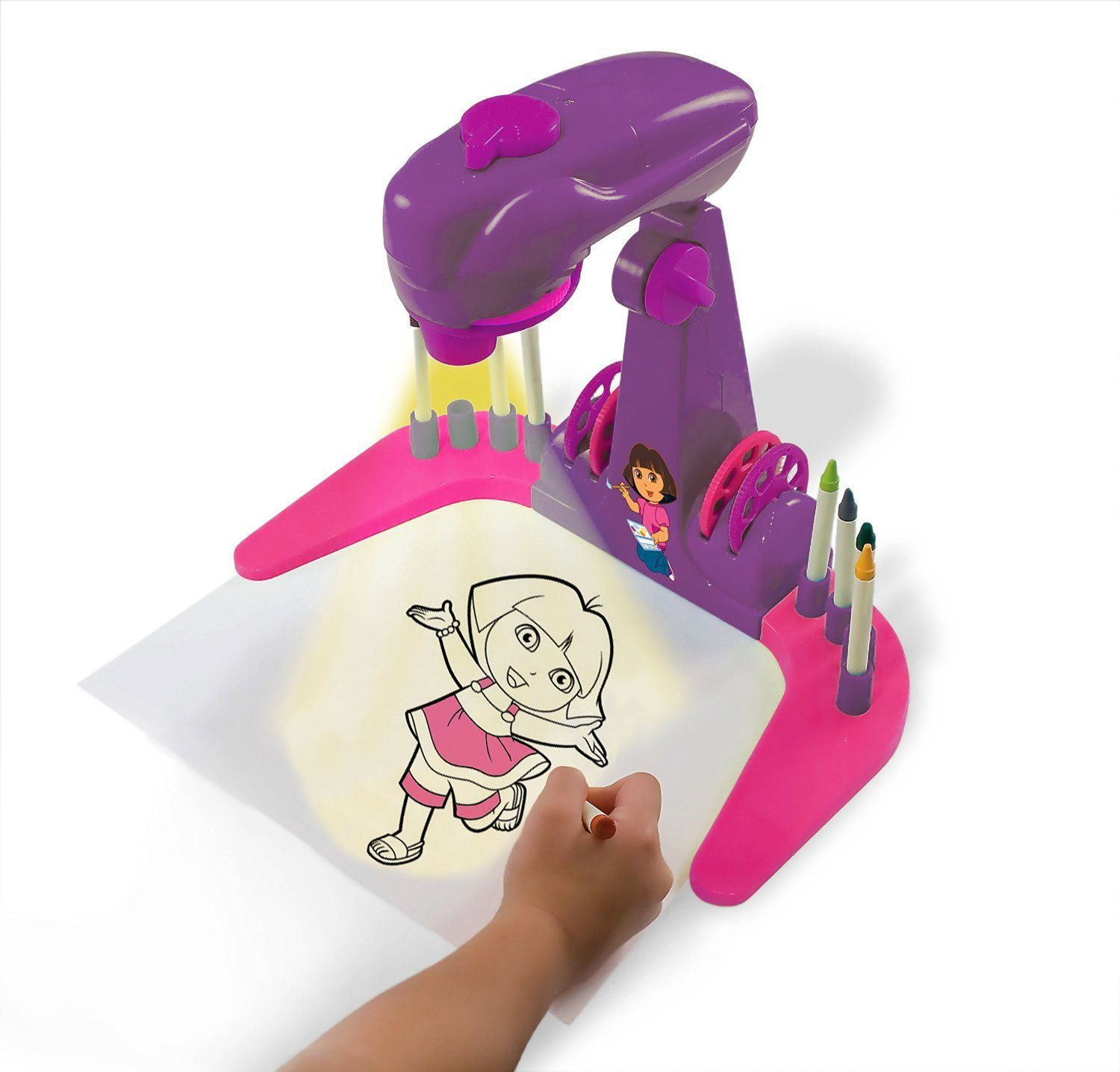 Dora Trace and Learn Projector Only $7.33 (Reg. $29.99)!