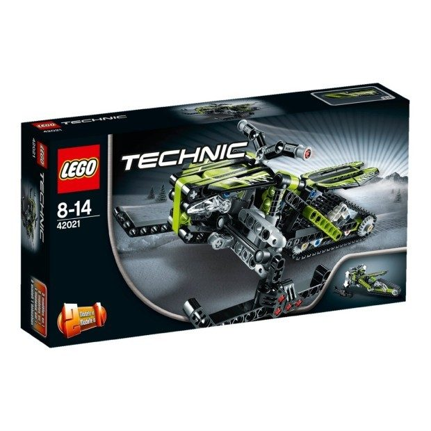 LEGO Technic 42021 Snowmobile Only $22.90 (Reg. $70)!