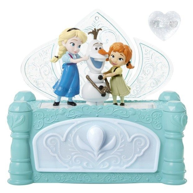Disney Frozen Do You Want to Build a Snowman Jewelry Box Toy Only $19.74 (Reg. $24.99)!