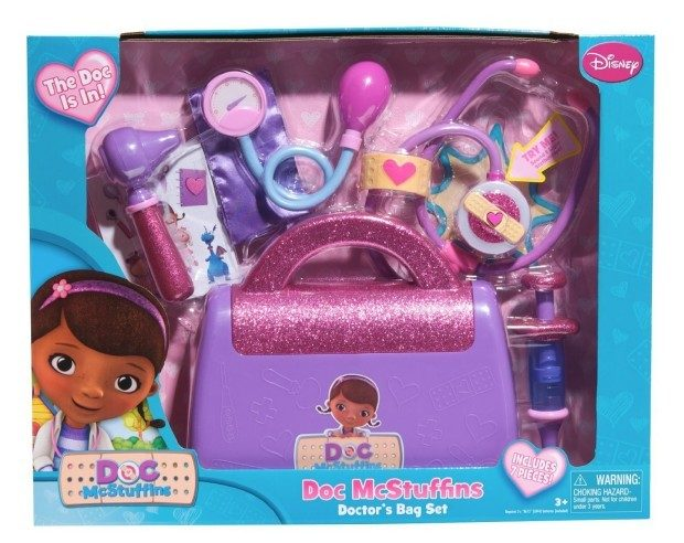 Disney Doc McStuffins Doctor's Bag Only $26.58 (Reg. $69.99) With FREE Shipping!