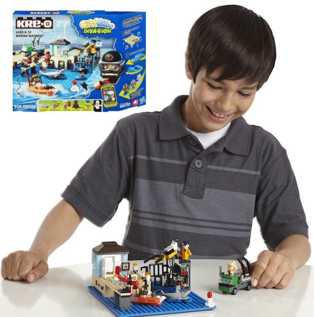 KRE-O CityVille Invasion Marina Madness Set Just $10.99! (reg. $22)