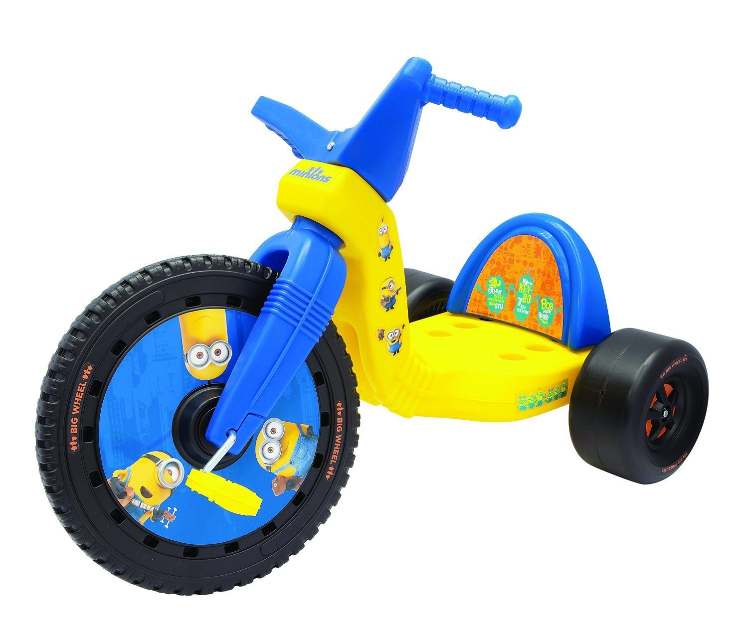 "Minions Big Wheel, 16"" Only $39.97 With FREE Shipping (Reg. $59.99)!"