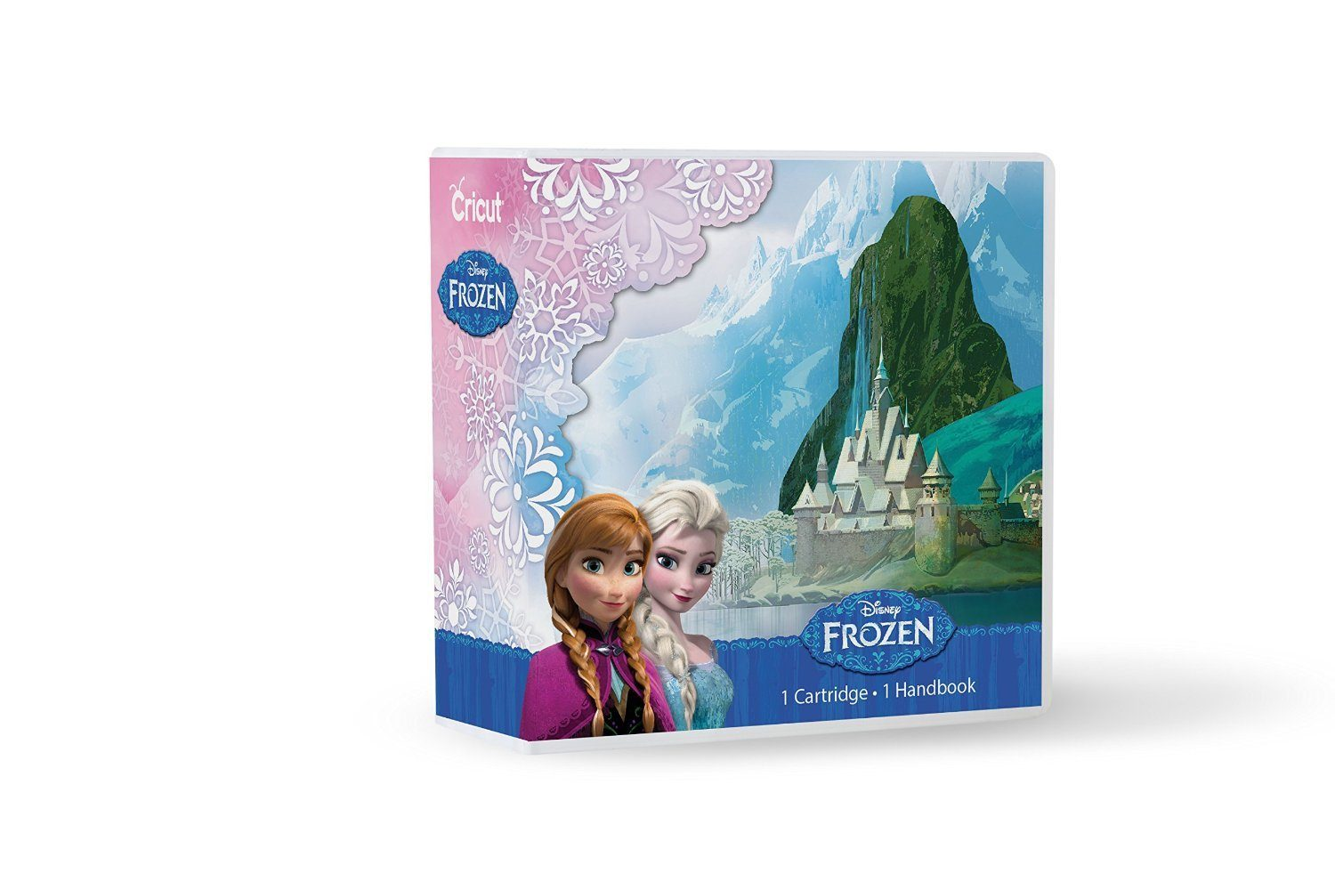 Cricut Disney Frozen Cartridge Only $18.61 (Reg. $39.99)!
