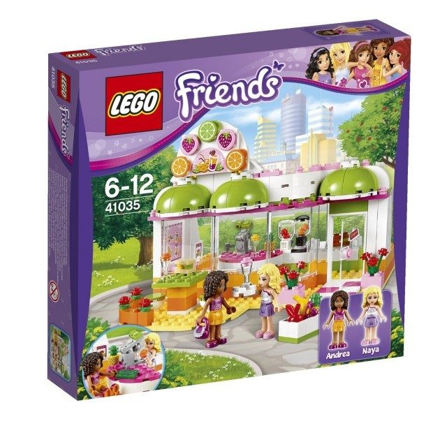LEGO Friends Heartlake Juice Bar Only $34.50 (Reg. $105)!