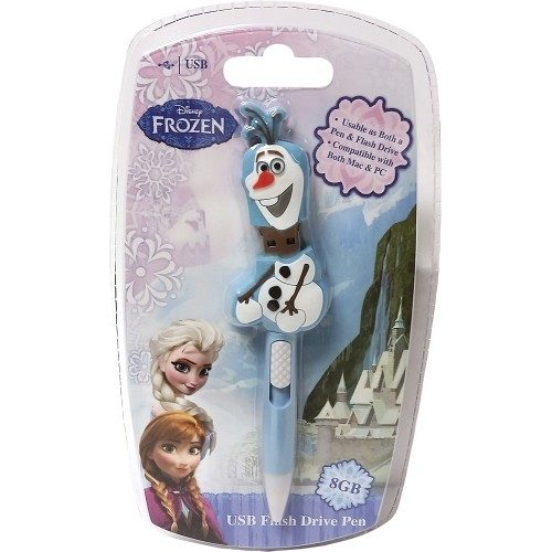 Disney Frozen 8GB USB 2.0 Flash Drive Pen Just $4.99 Down From $16.99 At Best Buy!