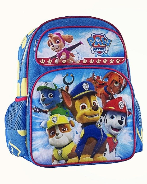 Nickelodeon Paw Patrol Blue Backpack Only $12.99 (Reg. $35)!