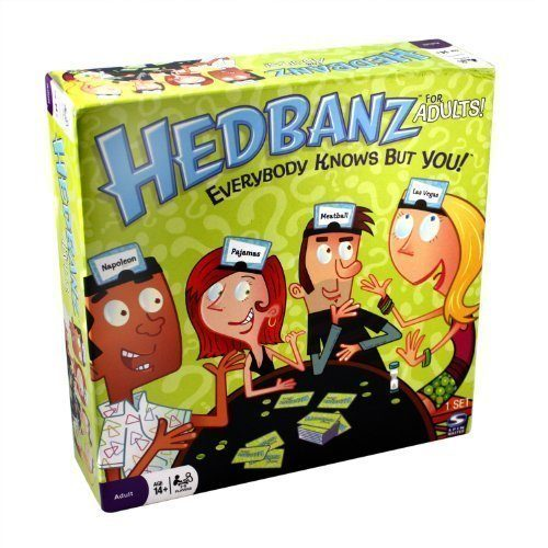 Adult HedBanz Game Just $8.18! (reg. $19.99)