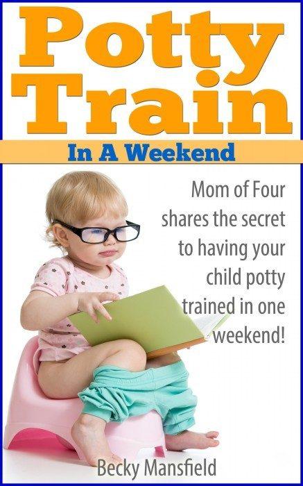 Potty Train In Weekend