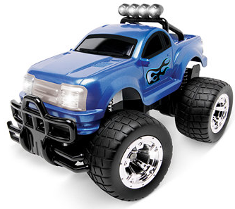 Remote Control Rally Stomper Truck Just $4.99!  Down from $38!