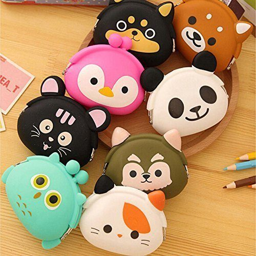 Cute Animal Coin Purses Only $3.30 + FREE Shipping!