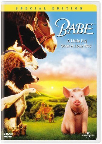 Babe DVD Widescreen Special Edition Just $5!