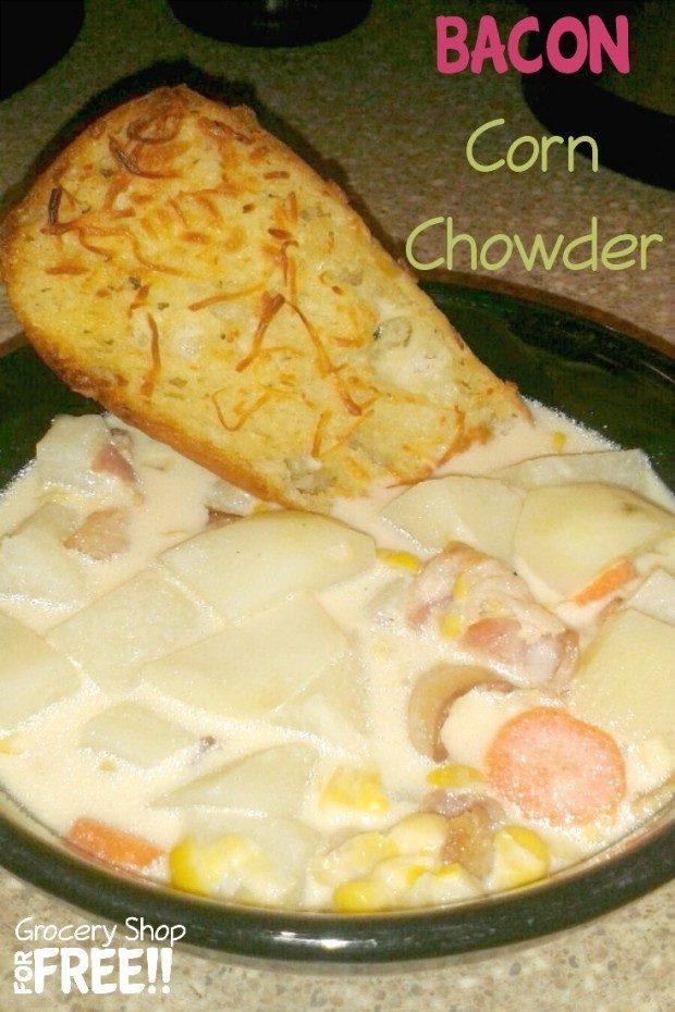Bacon Corn Chowder