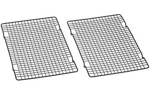 Baker's Secret Set of 2 10-by-16-Inch Nonstick Cooling Racks $7.65!